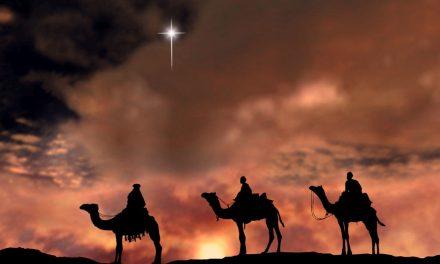 Die ster van die Koning van die Jode