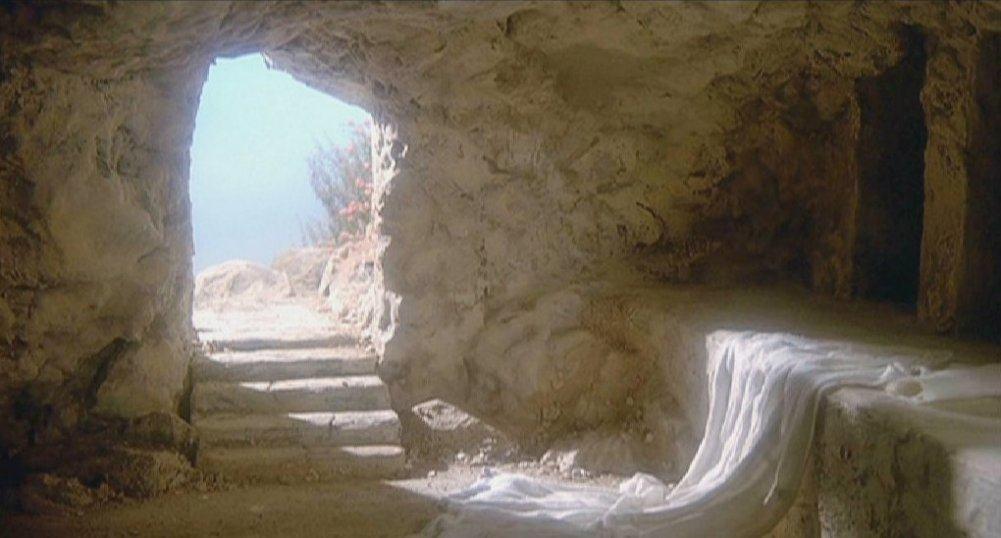 Die opstanding van die Messias