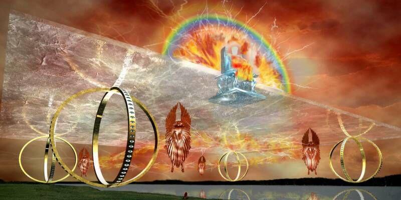 Die heilige engele (Deel 1)