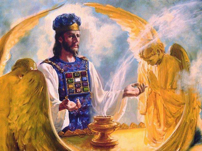 Die universele Kerk as 'n heilige en koninklike priesterdom met Jesus Christus die Hoëpriester