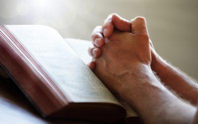 Die inhoud en dele van gebed
