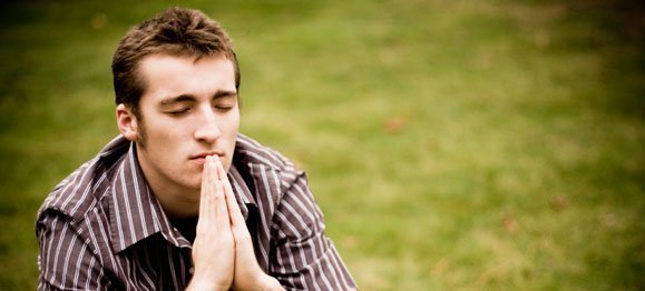 Drie tipes gebede