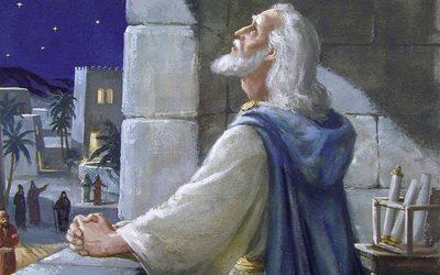 Die gebed in Daniël 9