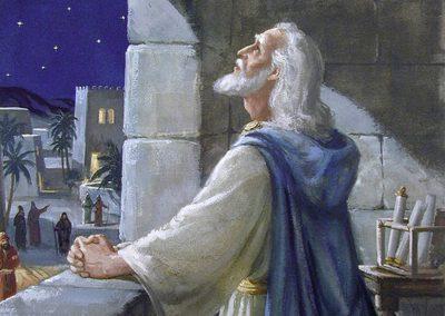 Daniël se gebed in Daniël hoofstuk 9