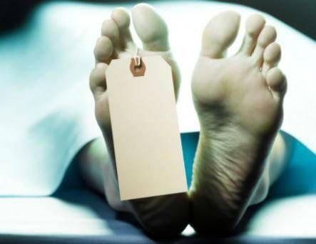 Die oorgangstaat tussen dood en opstanding