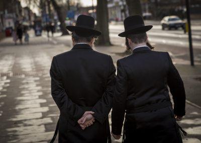 Die verhouding tussen die Kerk en die Jode