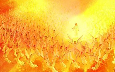 Die grondslag vir die weerkoms van Christus