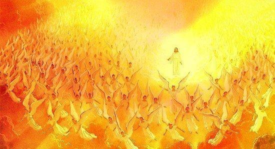 Christus se weerkoms