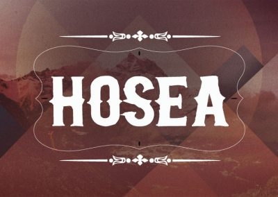 Saam met Amos, Miga en Jesaja, was Hoséa 'n agtste-eeu vC profeet vir Israel en vir Juda. Hoewel hy tydens die regerings van vier konings van Juda (die Suidelike Koninkryk) opgetree het, het Hoséa hoofsaaklik opgetree vir die Noordelike Koninkryk (Israel), insluitend die tyd van Jeróbeam II se regering (1:1; vgl. 7:5).