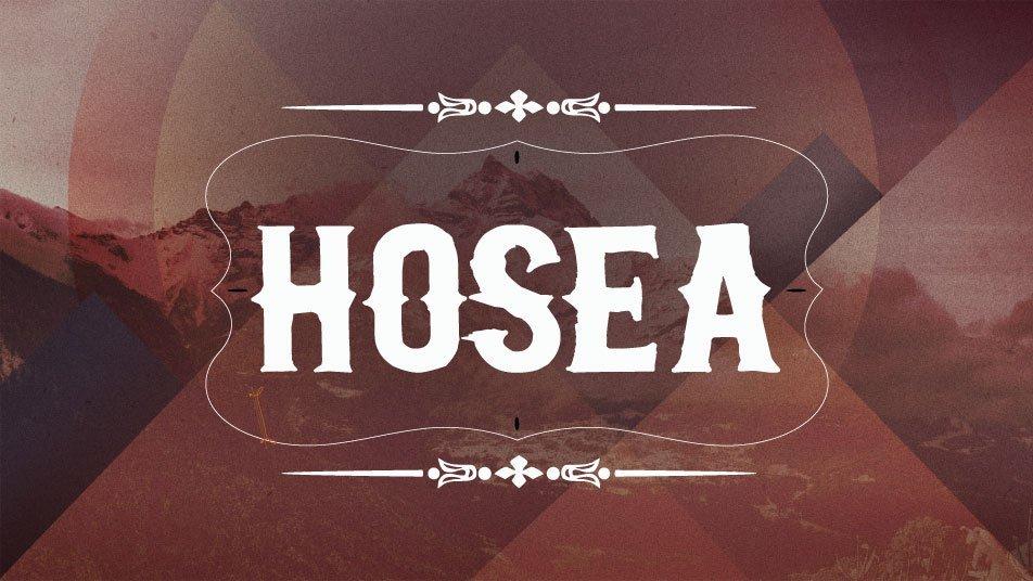 Die boek Hoséa