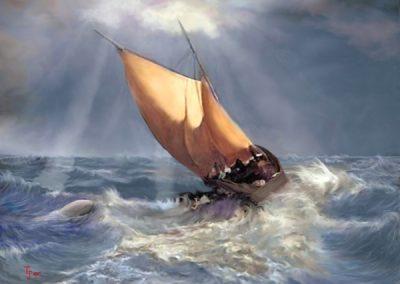 Jona was 'n profeet wat drie myl vanaf Násaret gewoon het in 'n plek met die naam Gat-Hefer, en hy het opgetree in die tyd van koning Jeróbeam II.