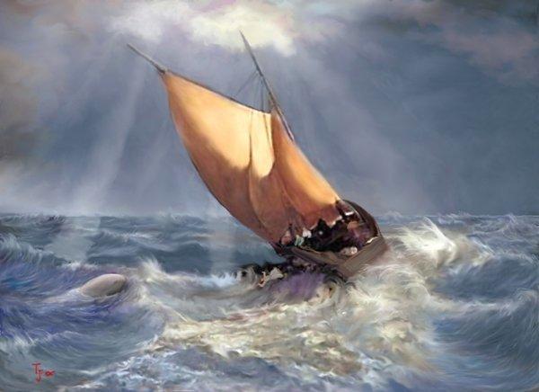 Die boek Jona