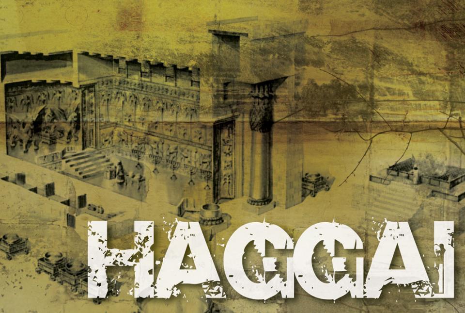 Die boek Haggai