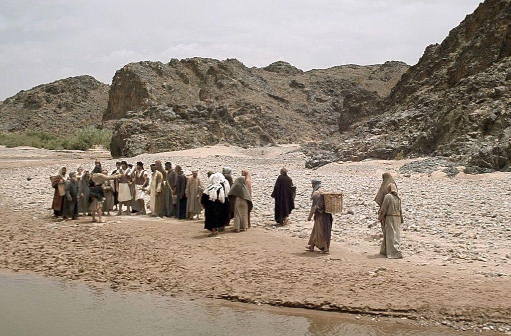 Johannes die Doper en Elía