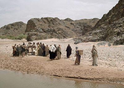 Johannes die Doper was die voorloper tydens Christus se eerste koms