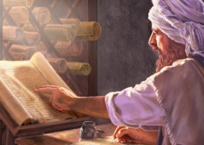Wat is die verantwoordelikheid van elke skrifgeleerde wat 'n dissipel van die koninkryk van die hemel geword het? Die verborgenhede wat progressief in Matteus 13 geopenbaar word is die waarhede wat dissipels van die koninkryk moet verstaan om 'n effektiewe bediening vir Jesus Christus te hê. Vir sulke getroue bedienaars van die verborgenhede kan dit vrug oplewer, tot lof en eer aan God.