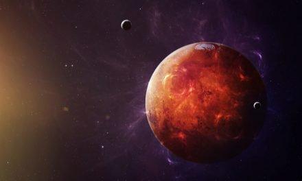 Bly op Mars?